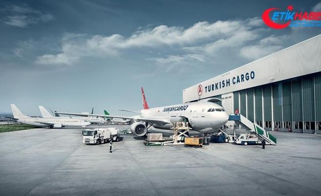 Turkish Cargo'ya yeni ödül