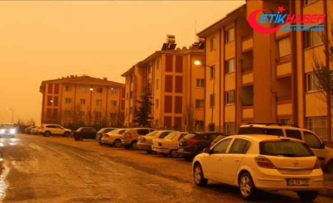 Türkiye çöl tozu etkisinde kalacak