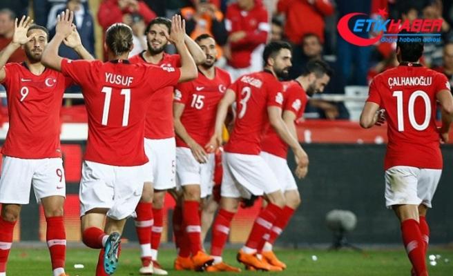Türkiye-İran maçına Özbek hakem