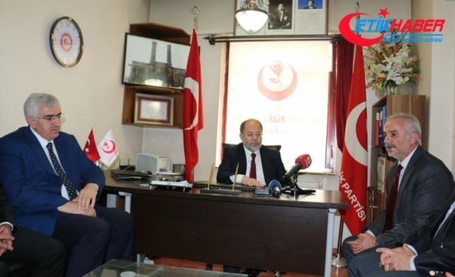 """""""Türkiye Ortadoğu'da birilerinin oyununu bozuyor"""""""