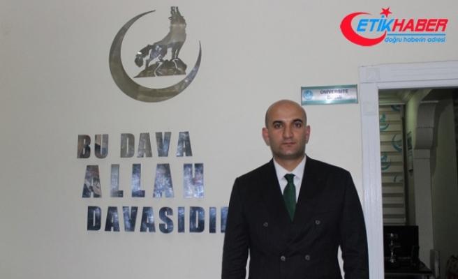 Ülkü Ocakları Genel Başkanı Olcay Kılavuz'dan 5 Günlük Doğu Ve Güneydoğu Anadolu Çıkartması