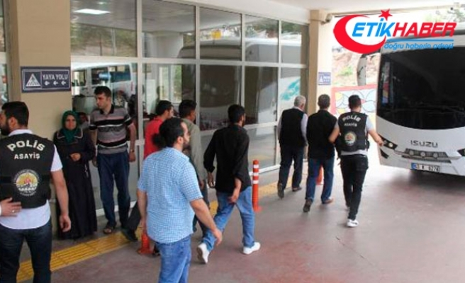 Viranşehir'de 3 kişinin öldüğü kavgaya 12 tutuklama