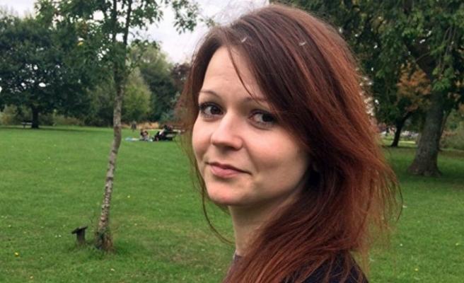 """Yulia Skripal: """"Ülkeme geri dönmeyi umuyorum"""""""