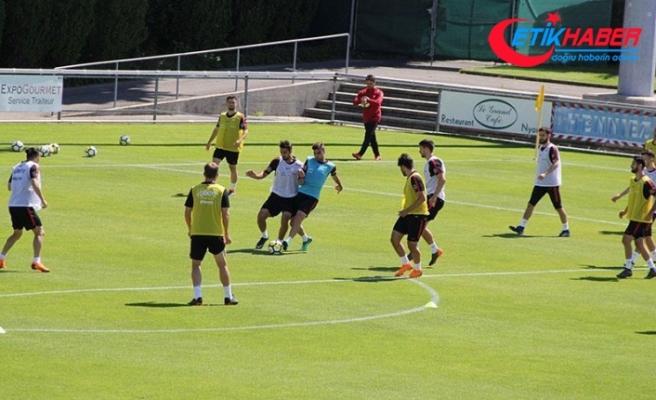 A Milli Futbol Takımı'nda Rusya maçı hazırlıkları