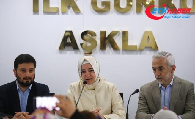 Aile ve Sosyal Politikalar Bakanı Kaya: Ekonomik algı operasyonu yapılmaya çalışılıyor