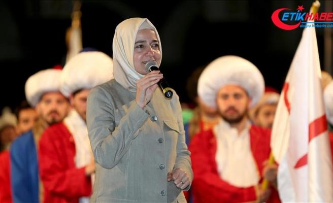 Aile ve Sosyal Politikalar Bakanı Kaya: Yaptığımız en önemli değişim bütün özgürlüklerin önünü açmak