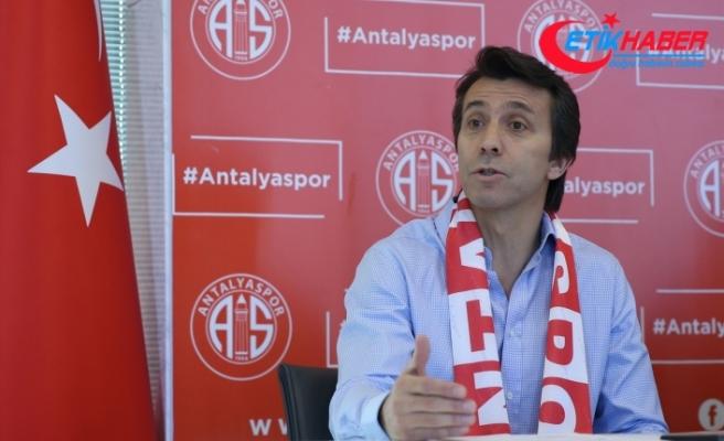 """""""Antalyaspor sıkıntı yaşamayacak"""""""