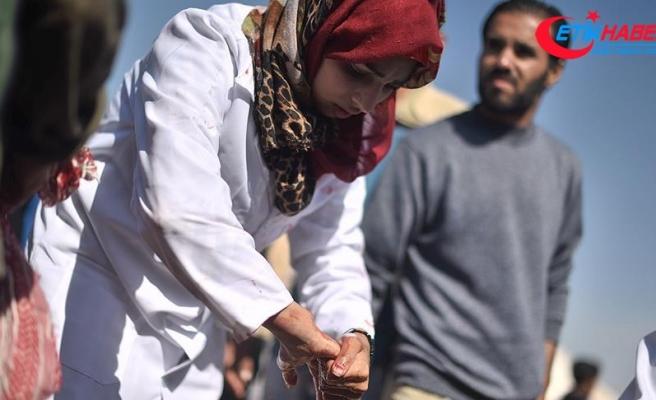 Arap Birliği'nden Rezzan hemşirenin şehit edilmesine tepki