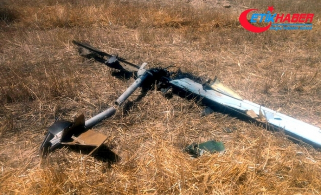 Azerbaycan Ermeni İHA'sını düşürdü