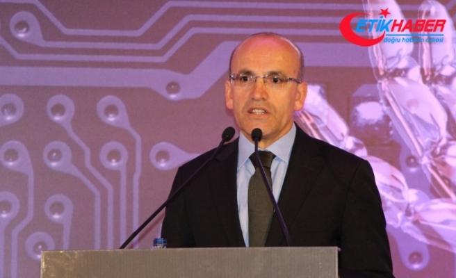 Başbakan Yardımcısı Şimşek'ten enflasyon açıklaması