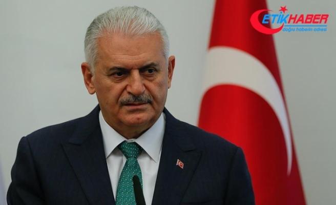 Başbakan Yıldırım: Avusturya'nın kararı bölgesel barış için büyük tehdit
