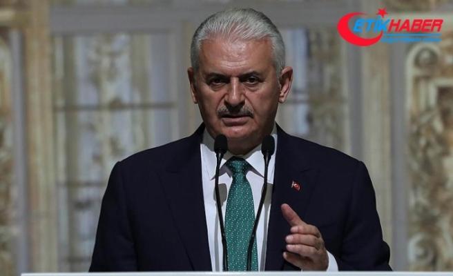 Başbakan Yıldırım: İzmir'de 10 yılda 40 bin kişiye iş imkanı sağlayacağız