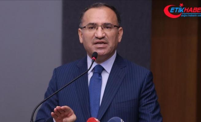 Başbakan Yardımcısı Bozdağ: FETÖ/PDY'yi ilk terör örgütü kabul ve ilan eden Erdoğan'dır