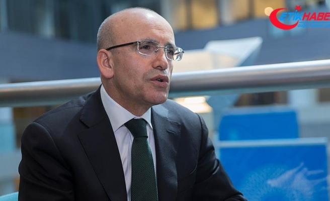 Başbakan Yardımcısı Şimşek: Para politikasında normalleşme sağlandı