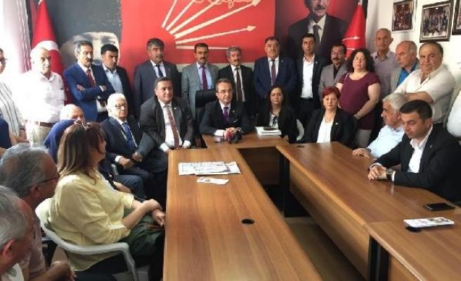CHP'li Tezcan: Avusturya'nın kararı Müslümanları rencide eder