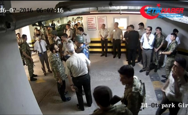 Darbeci subaydan 'silahı fotomontajla elime tutturmuşlar' savunması