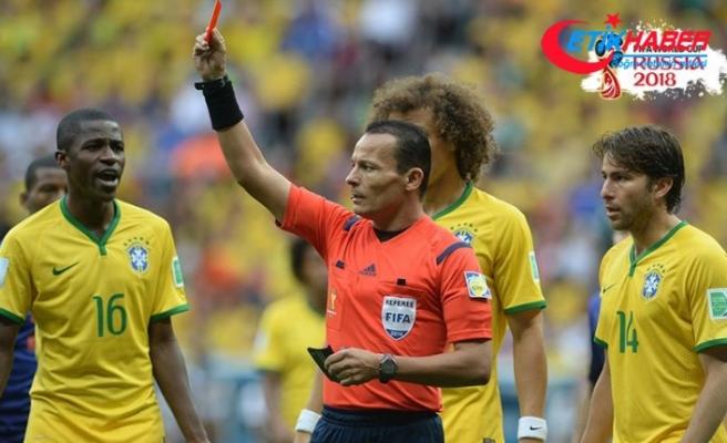 Dünya Kupası'nın en 'hırçın' takımı Brezilya
