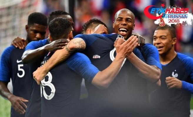 Dünya Kupası'nın en pahalı takımı Fransa