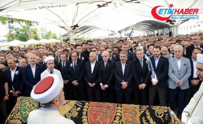 Erdoğan Demirören son yolculuğuna uğurlandı