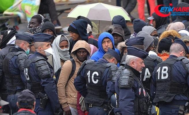 İtalya'nın kabul etmediği sığınmacılardan 78'i Fransa'ya geldi