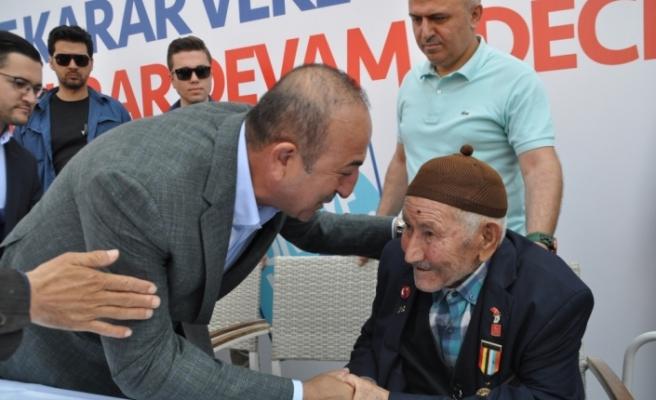 """""""Gerçek Atatürkçülük, koyduğu hedefleri gerçekleştirmektir"""""""