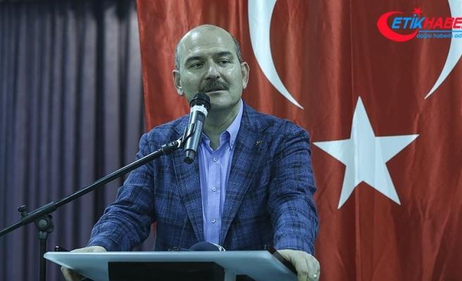 İçişleri Bakanı Soylu: Bu ülke yarına umutla bakabilmenin vaktini yaşamakta