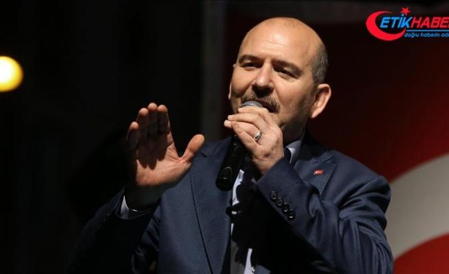 İçişleri Bakanı Soylu: İnsansız hava araçları üreten yeni bir Türkiye var
