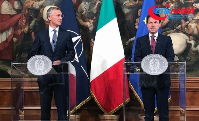 İtalya Başbakanı Conte: NATO'nun Rusya'ya yönelik yaklaşımını doğru buluyoruz