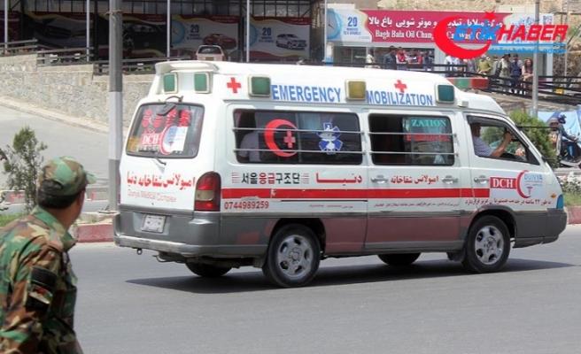 Kabil'de Kırsal Kalkınma Bakanlığında intihar saldırısı: 12 ölü