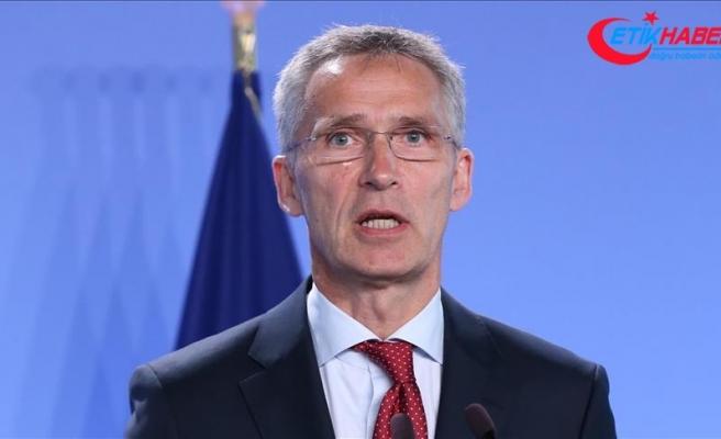 NATO Genel Sekreteri Stoltenberg: 5. maddedeki güvenlik garantisi İsrail için geçerli değil
