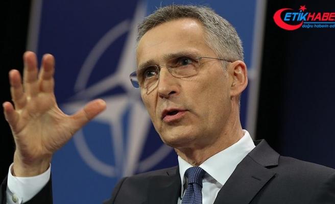 Stoltenberg: Türkiye ve ABD'nin iş birliği yapmasını memnuniyetle karşılıyorum