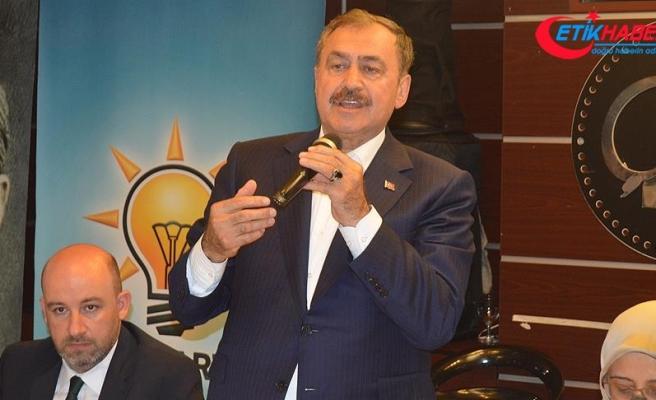 Orman ve Su İşleri Bakanı Eroğlu: Biz bütün seçimleri gümbür gümbür kazandık