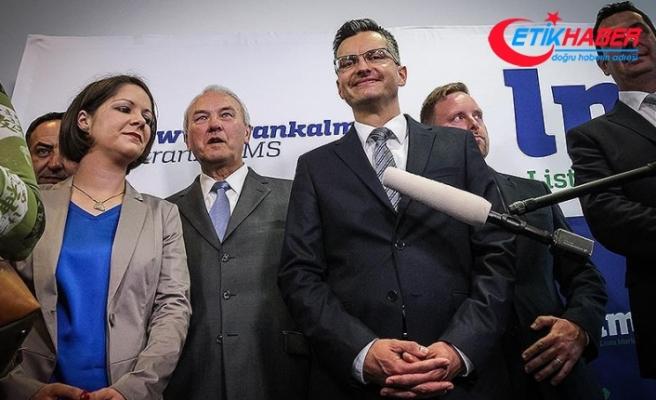 Slovenya'da parlamento seçimlerinde göçmen karşıtı parti birinci oldu