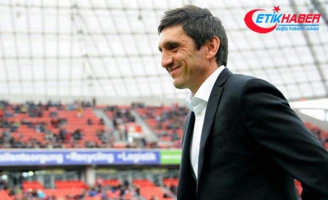 Stuttgart Tayfun Korkut'un sözleşmesini uzattı