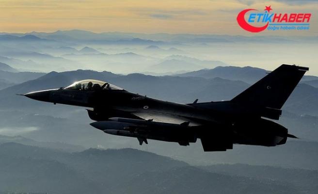 TSK'dan Kandil'e yoğun hava harekatı: 14 PKK hedefi imha edildi