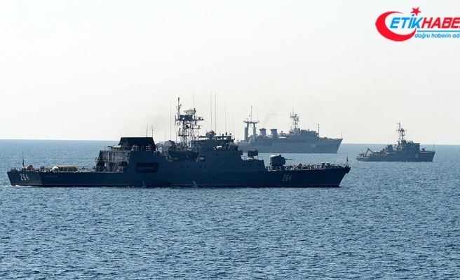 17 ülkenin deniz kuvvetleri Karadeniz'de buluşacak