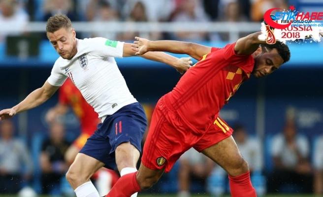 2018 Dünya Kupası'nın üçüncüsü belli oluyor
