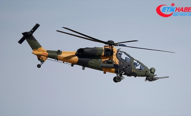 30 ATAK helikopteri Pakistan ile imzalar atıldı