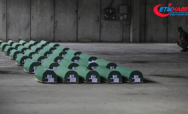 35 Srebrenitsa kurbanı toprağa verilecek