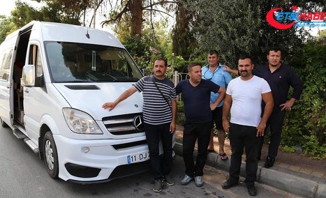 4 bin avro maaşla iş hayalleri Antalya'da suya düştü