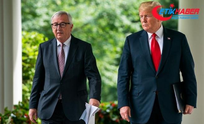 ABD ile AB ticaret bariyerlerini sıfırlamak için anlaştı