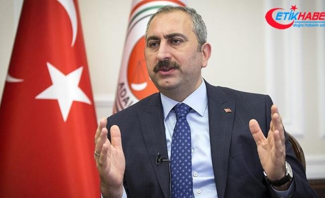Adalet Bakanı Gül: OHAL uygulaması bir kaç güne sona ermiş olacak