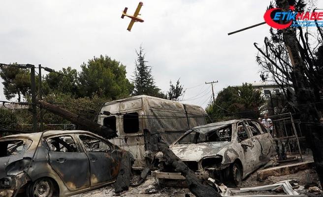 Aigialia Metropoliti Amvrosios: Atina'daki yangın felaketinin sebebi Çipras'ın ateist olması