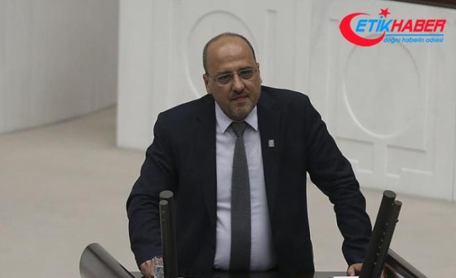 AK Parti'den HDP'li Şık'a dava