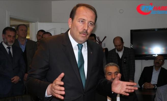 AK Parti Genel Başkan Yardımcısı Karacan: Devletin şefkatli eli kazazedelerimizin üzerindedir