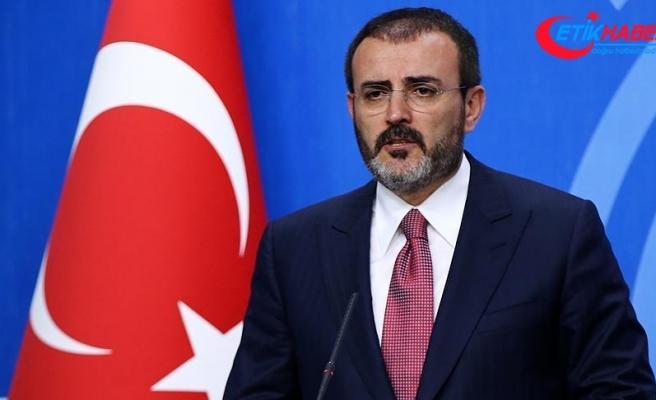 AKP'li Ünal: Yerel seçim hazırlıklarına kasım ayında başlarız