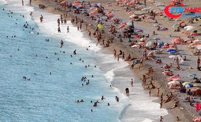 Gezi ve eğlence için gelen yabancı turist sayısı yüzde 41 arttı
