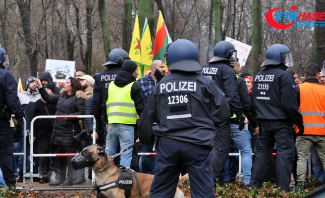 Almanya'da istihbarat raporuna göre PKK terör örgütü yandaşı sayısı arttı