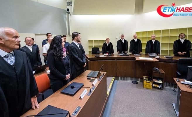 Almanya Federal Yargıtay Başsavcısı Frank: NSU davasında mahkemenin kararı bizim için bir son deği