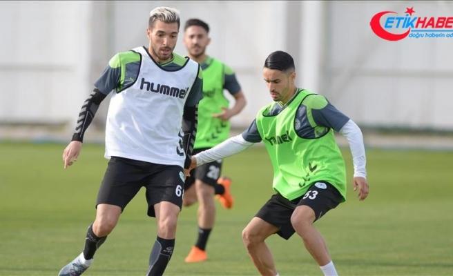 Atiker Konyasporlu Bourabia, Sassuolo'ya transfer oldu
